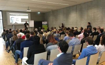 """Der dritte """"Aktive Feierabend"""" – auch diesmal wieder ein volles Haus im TZA in Augsburg"""
